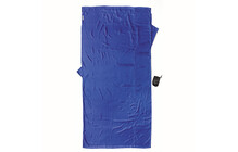 Cocoon TravelSheet XL silk ultramarine blue